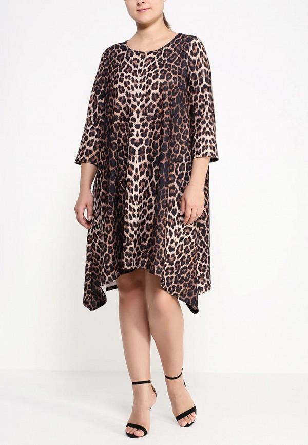 Платье Amplebox Size Plus 13518H1: изображение 3