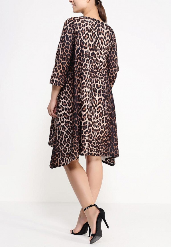 Платье Amplebox Size Plus 13518H1: изображение 4