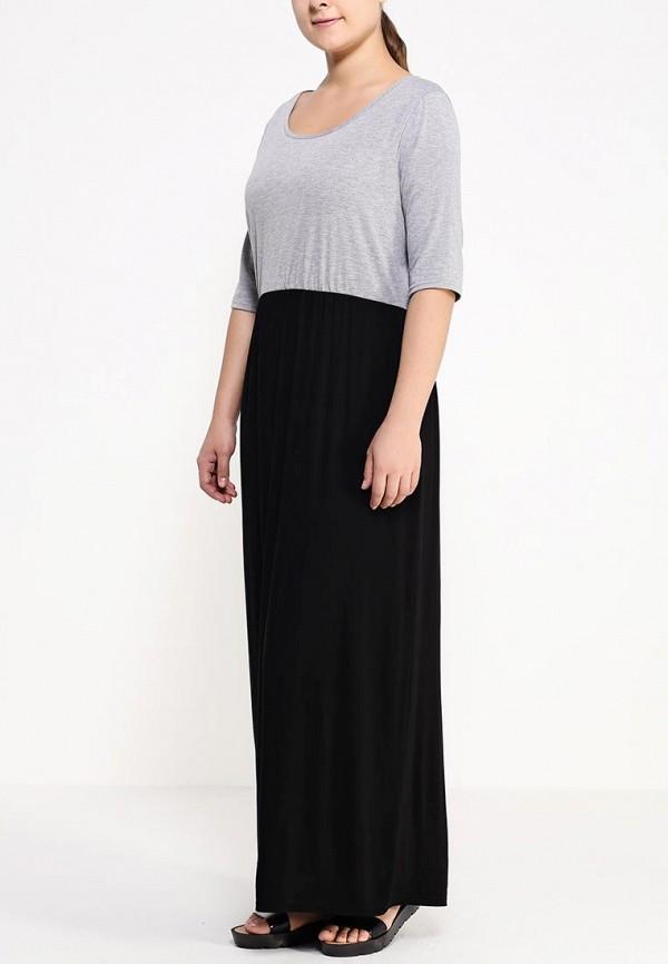 Платье Amplebox Size Plus 13490B: изображение 3