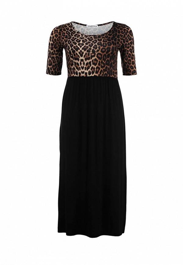 Платье Amplebox Size Plus 13490C: изображение 1