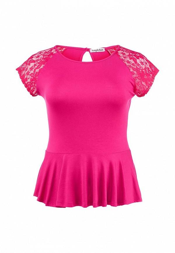 Блуза Amplebox Size Plus 13671D: изображение 1