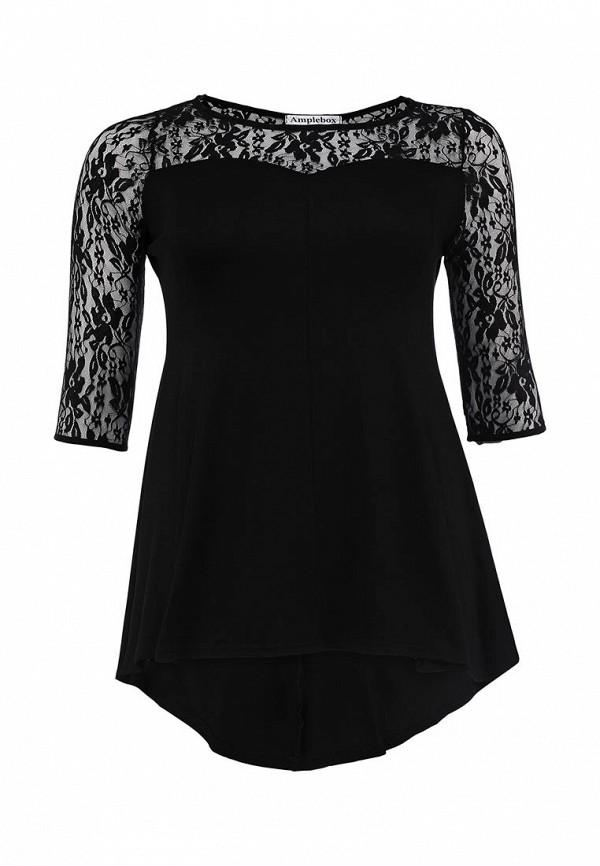 Блуза Amplebox Size Plus 13183A: изображение 1