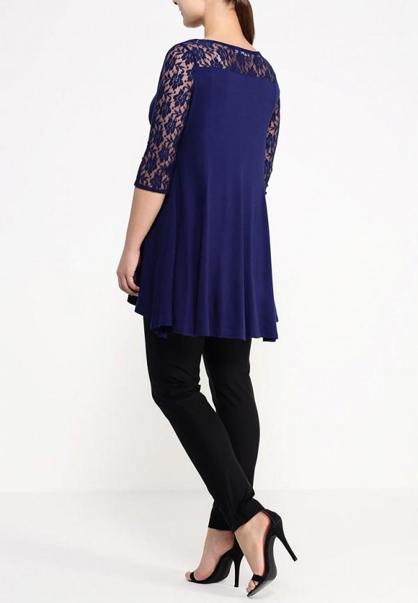 Блуза Amplebox Size Plus 13183B: изображение 4