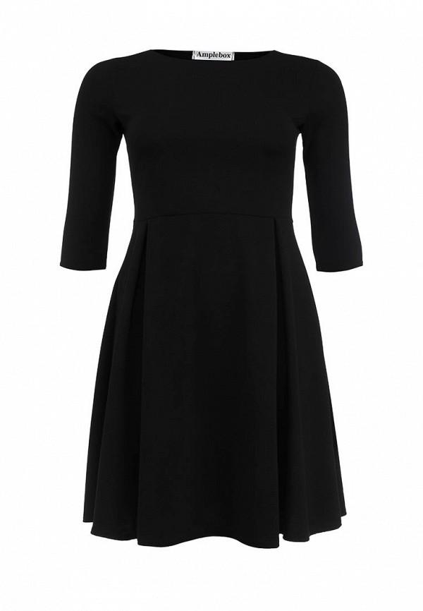 Платье Amplebox Size Plus 13668A2: изображение 1