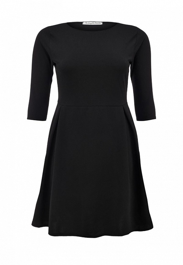 Платье Amplebox Size Plus 13668A2: изображение 5