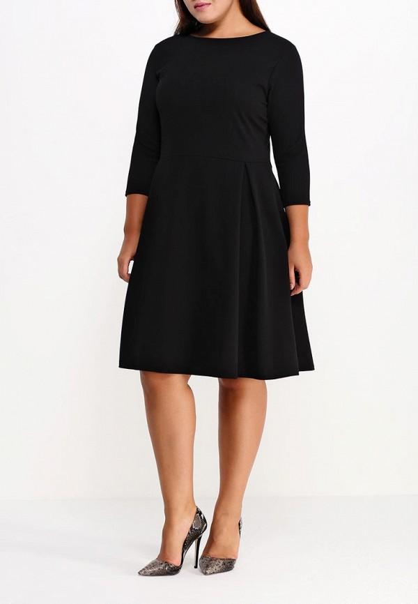 Платье Amplebox Size Plus 13668A2: изображение 6