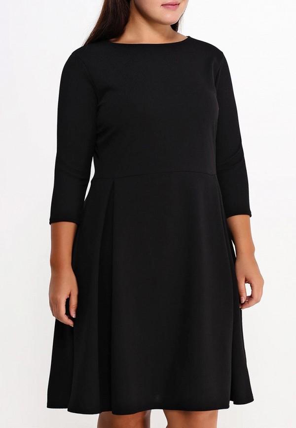 Платье Amplebox Size Plus 13668A2: изображение 7