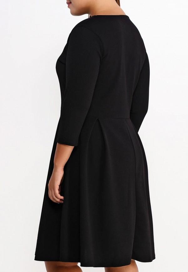 Платье Amplebox Size Plus 13668A2: изображение 8