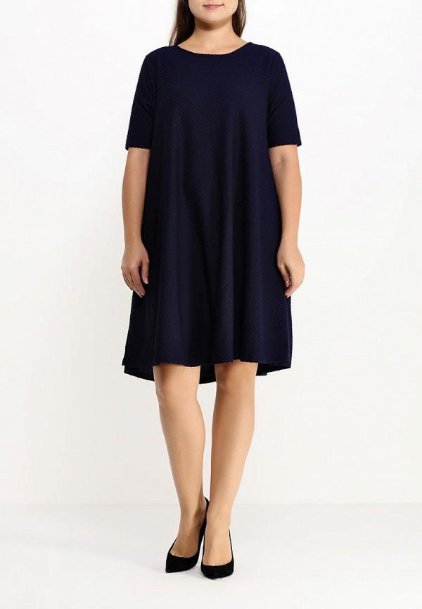 Платье Amplebox Size Plus 13400A: изображение 2