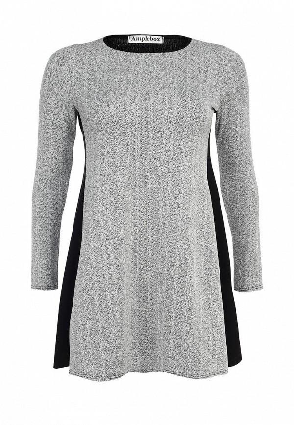 Платье Amplebox Size Plus 13611A: изображение 2