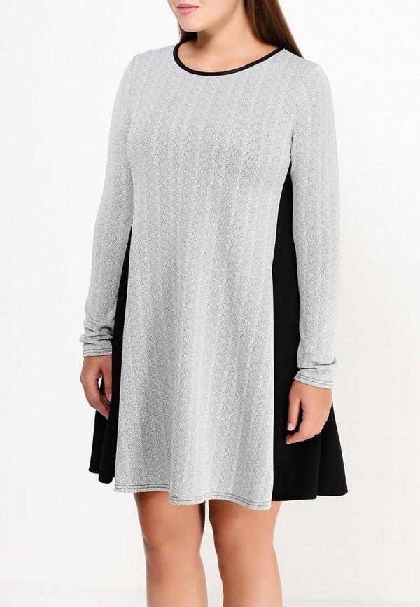 Платье Amplebox Size Plus 13611A: изображение 4