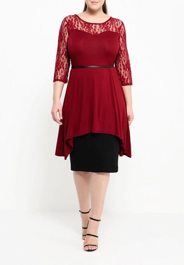 Блуза Amplebox Size Plus 13988: изображение 3