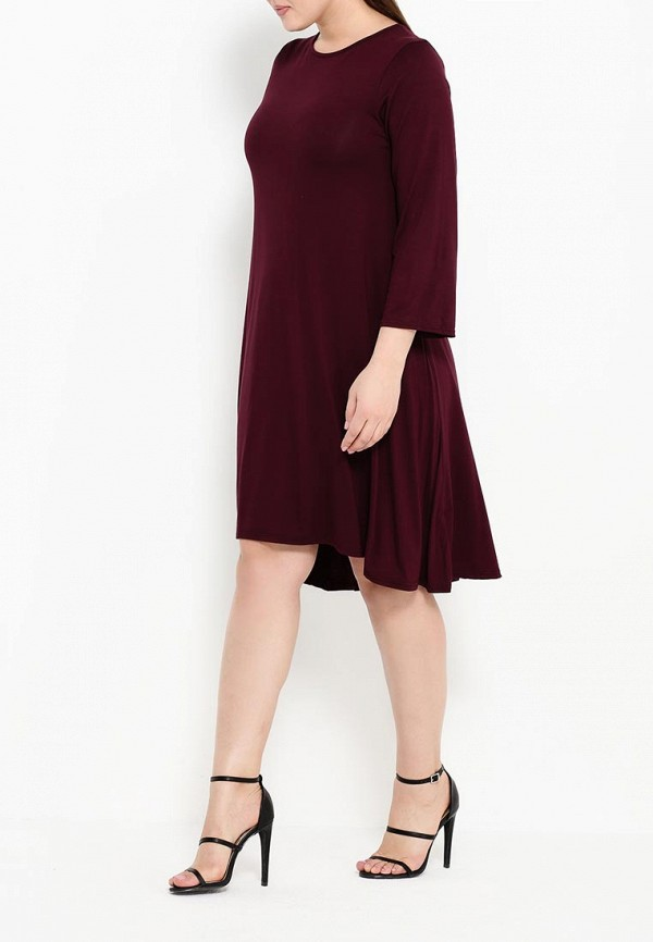 Деловое платье Amplebox Size Plus 13987: изображение 3