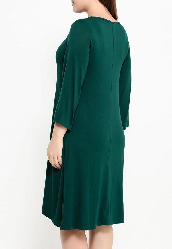 Деловое платье Amplebox Size Plus 13987: изображение 5