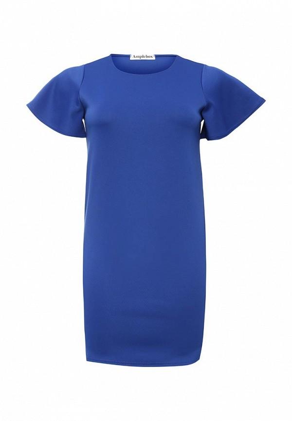 Платье Amplebox Size Plus 13993: изображение 1