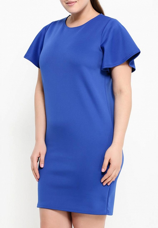Платье Amplebox Size Plus 13993: изображение 4
