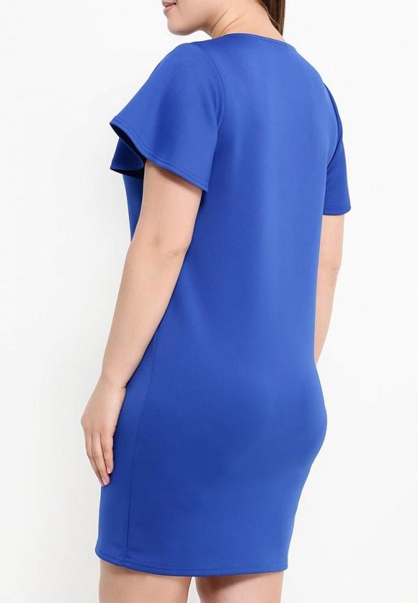 Платье Amplebox Size Plus 13993: изображение 5