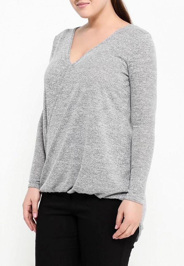 Пуловер Amplebox Size Plus 13482: изображение 4
