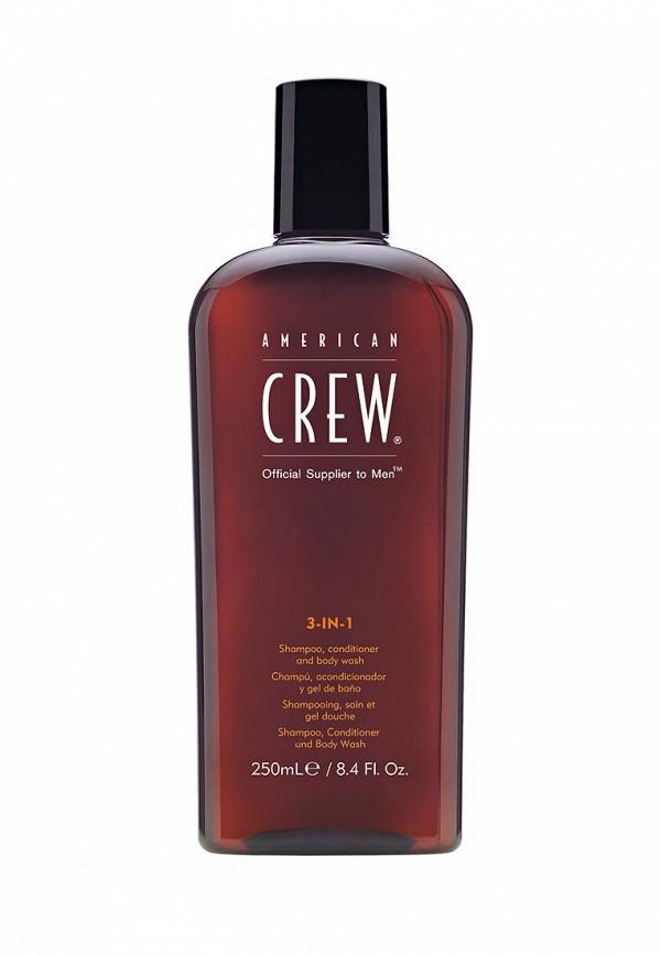 Шампунь American Crew American Crew AM024LMUKS09 шампунь american crew precision blend shampoo