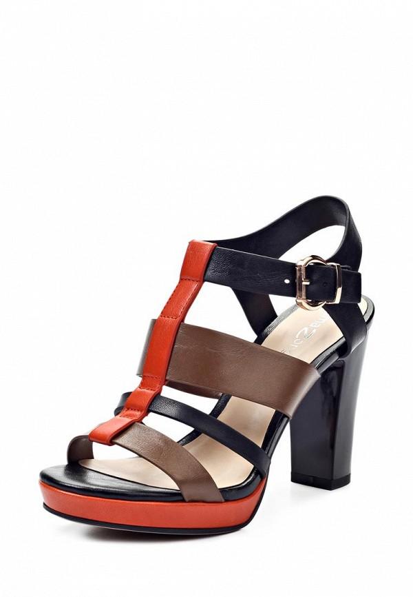 Босоножки на каблуке Amazonga 15-3001-01-4/1/15: изображение 1