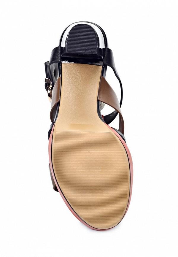 Босоножки на каблуке Amazonga 15-3001-01-4/1/15: изображение 4