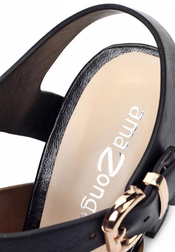 Босоножки на каблуке Amazonga 15-3001-01-4/1/15: изображение 12