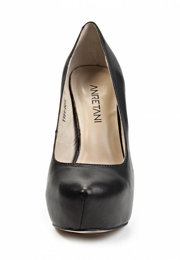 Туфли на каблуке Anre Tani T191-501С-B338-Z070: изображение 10