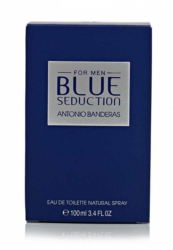 Туалетная вода Antonio Banderas Blue seduction 100 мл