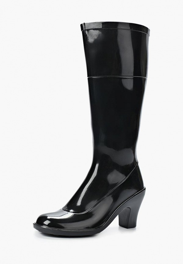 Резиновые сапоги Sandra цвет черный сезон демисезон, зима страна Россия размер 36, 37, 38, 39, 40