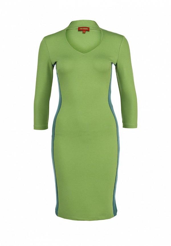 Повседневное платье Анна Чапман P60D/GRA