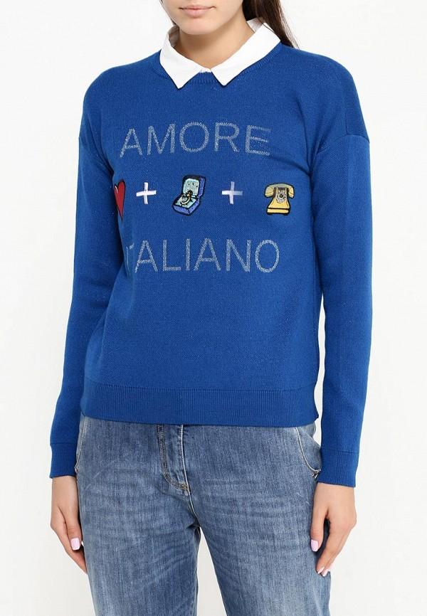 Пуловер 10x10 An Italian Theory (Тен Тен Эн Италиан Фиори) AD617: изображение 3