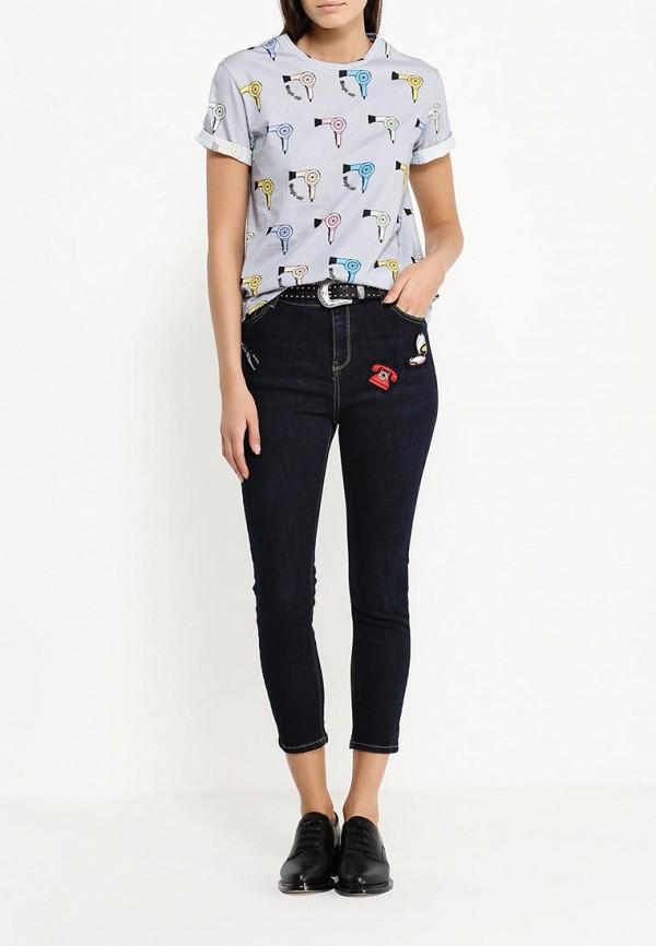Зауженные джинсы 10x10 An Italian Theory 21d0127: изображение 2