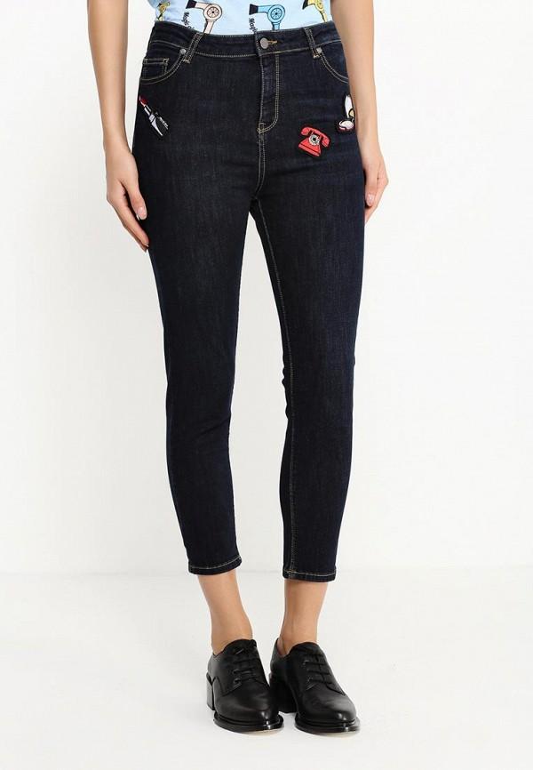Зауженные джинсы 10x10 An Italian Theory 21d0127: изображение 3