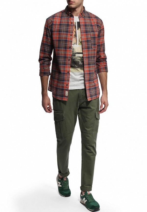 Мужские повседневные брюки Animal CL4SE170: изображение 5