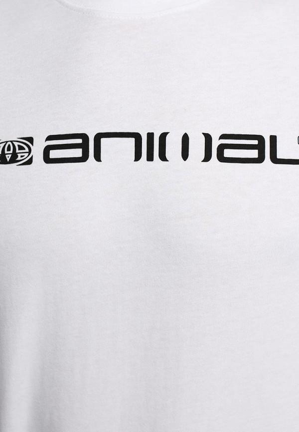 Футболка с надписями Animal CL4WE060: изображение 3