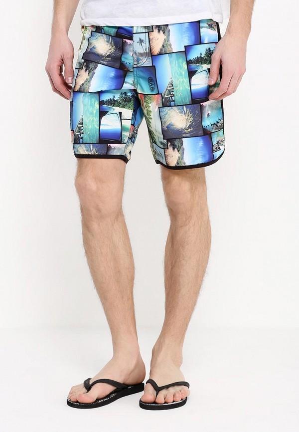 Мужские шорты для плавания Animal CL6SJ010: изображение 3