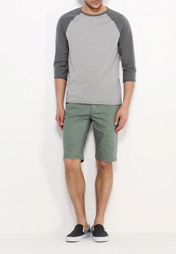 Мужские джинсовые шорты Animal CL6SJ189: изображение 2
