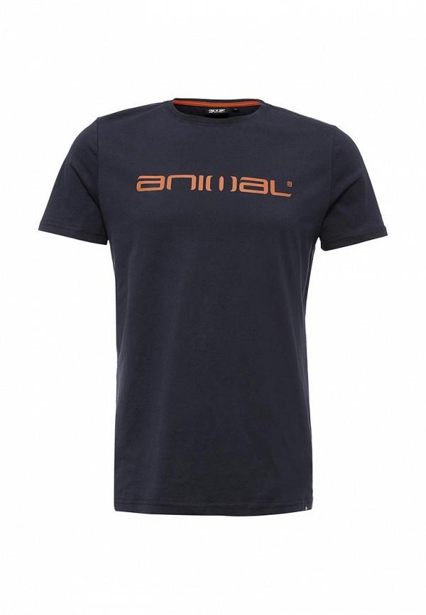 Футболка с надписями Animal CL6WJ001: изображение 1