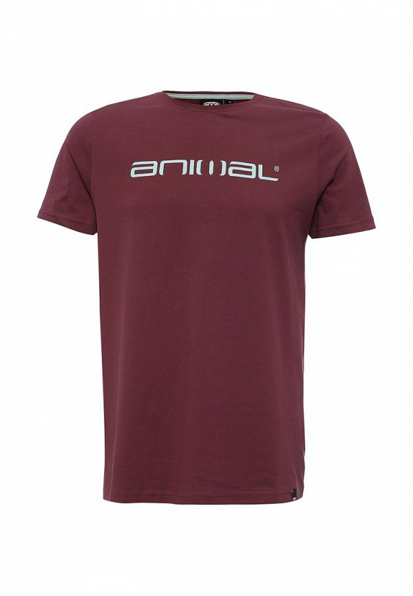 Футболка с надписями Animal CL6WJ001