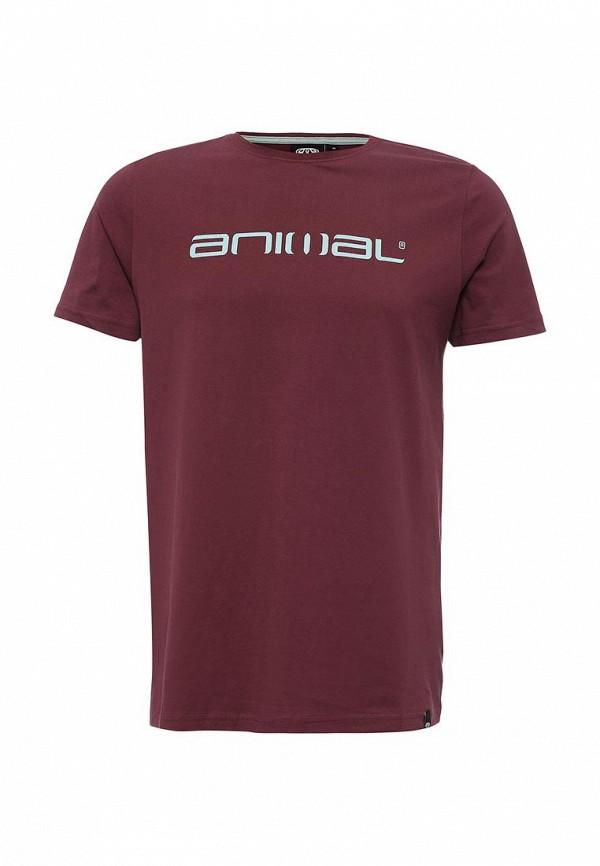 Футболка с надписями Animal CL6WJ001: изображение 2