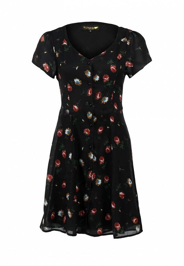 Платье-миди AngelEye London J09679: изображение 1