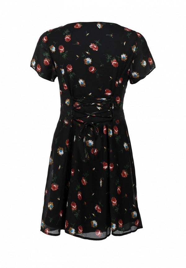 Платье-миди AngelEye London J09679: изображение 3