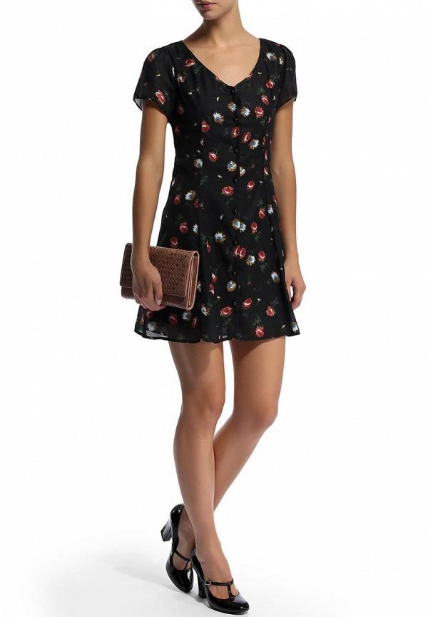 Платье-миди AngelEye London J09679: изображение 6