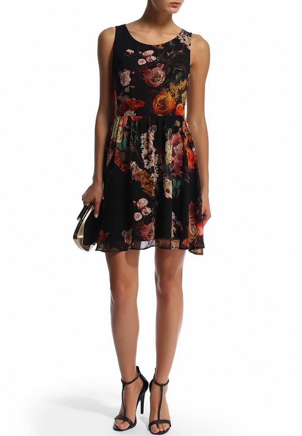 Платье-мини AngelEye London J09660: изображение 5