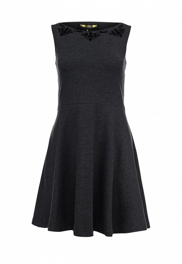 Платье-мини AngelEye London J09759: изображение 1