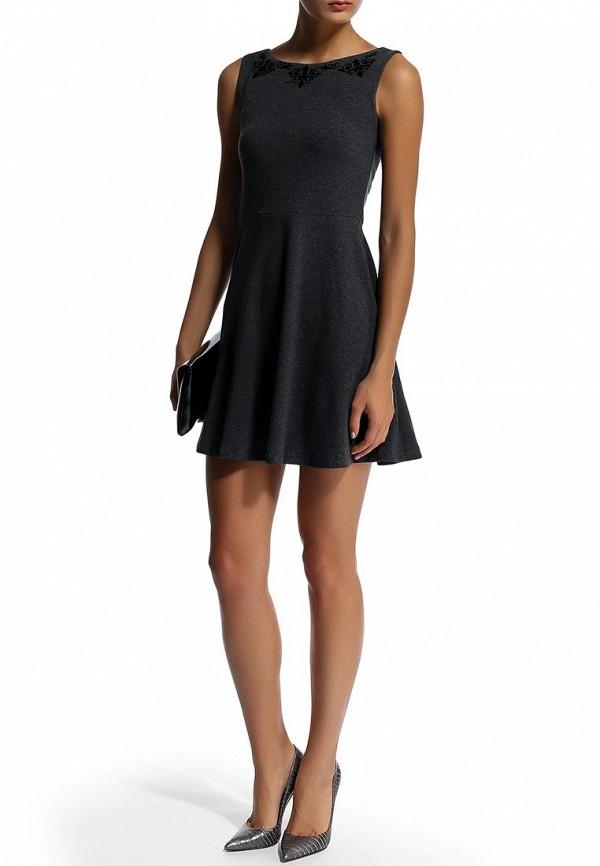 Платье-мини AngelEye London J09759: изображение 5