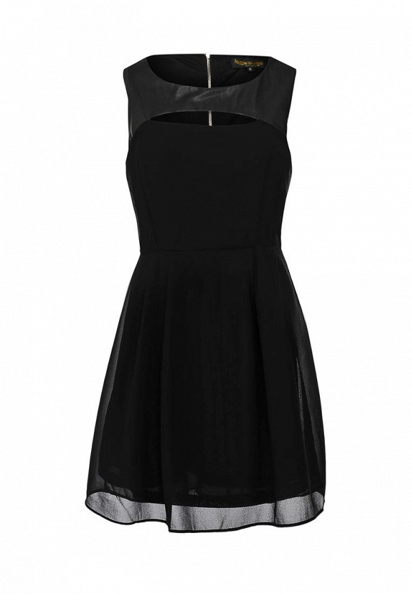 Платье-мини AngelEye London J09651: изображение 1