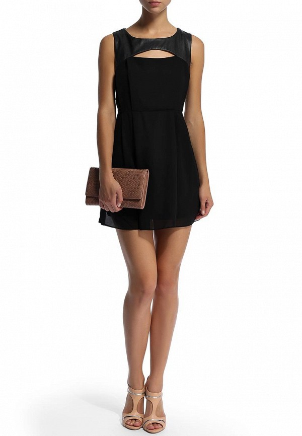 Платье-мини AngelEye London J09651: изображение 5