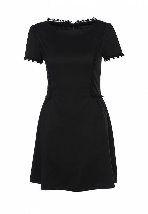 Платье-мини AngelEye London J09657: изображение 1