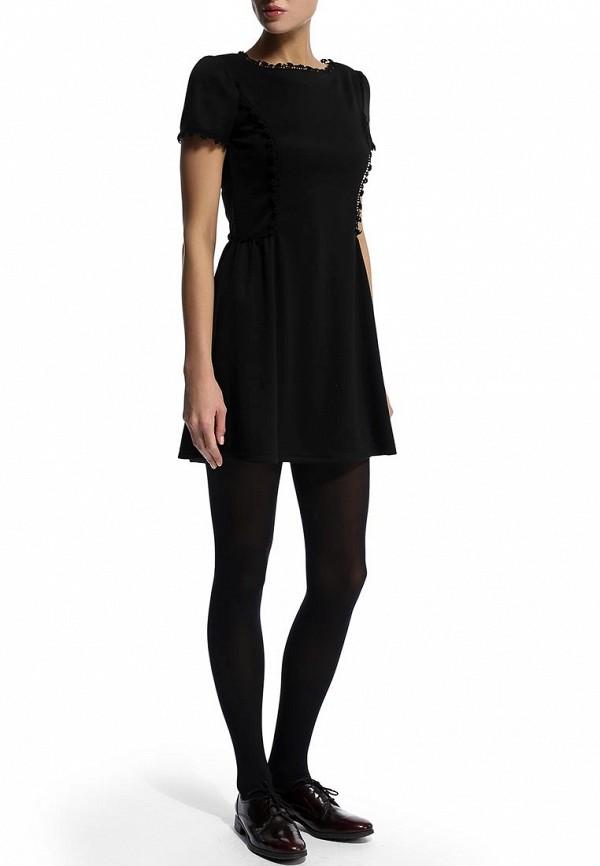 Платье-мини AngelEye London J09657: изображение 6
